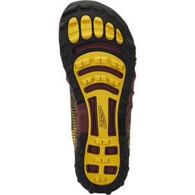Altra Superior 4.5 Hardloopschoenen Heren, yellow/port